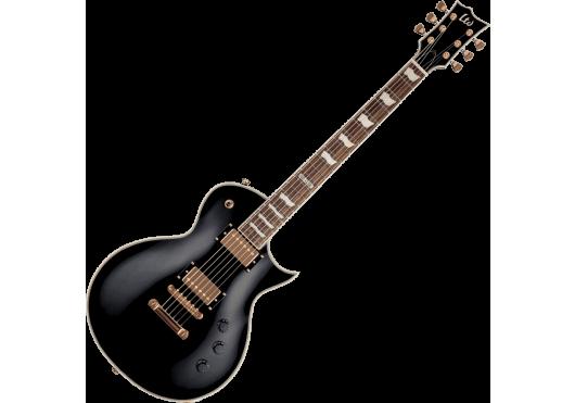 LTD Guitares Electriques EC256-BLK