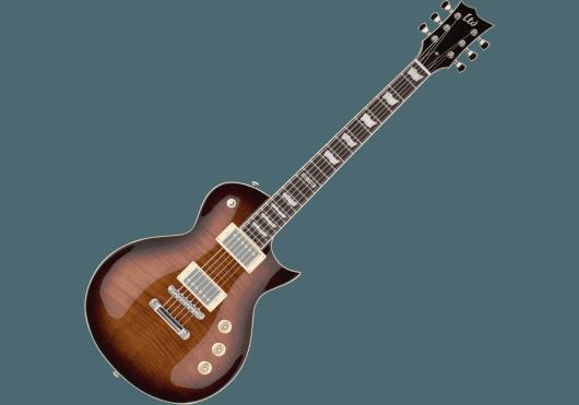 LTD Guitares Electriques EC256FM-DBSB