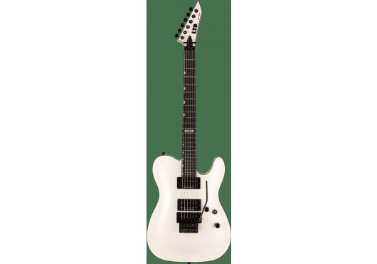 LTD Guitares Electriques ECLIPSE87-PW