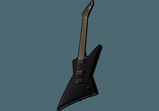 LTD Guitares Electriques EX200-BLK
