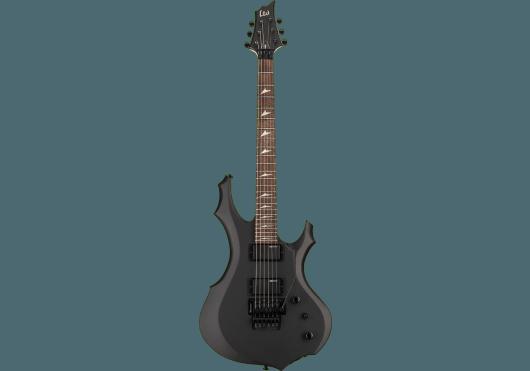 LTD Guitares Electriques F200-BLKS