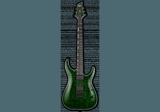 LTD Guitares Electriques H1001QM-STG