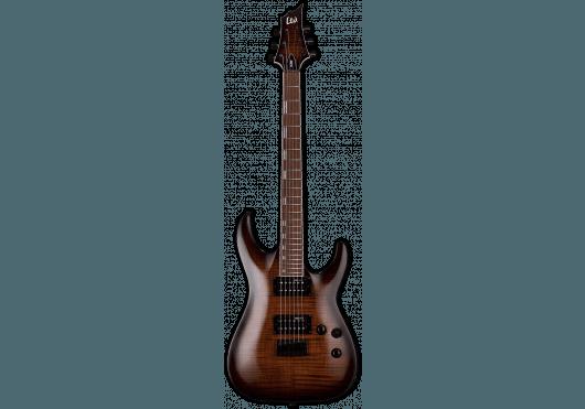 LTD Guitares Electriques H200FM-DBSB