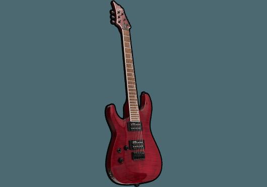 LTD Guitares Electriques H200FMLH-STR