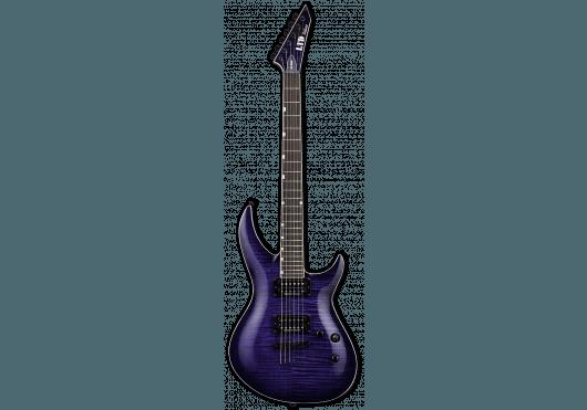 LTD Guitares Electriques H31000FM-STPSB