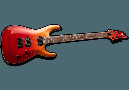 LTD Guitares Electriques H400-CRMSFD