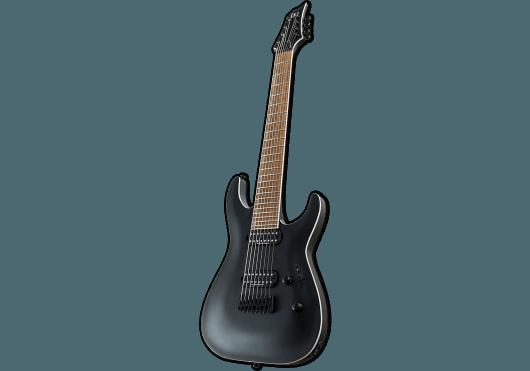 LTD Guitares Electriques H408B-BLKS