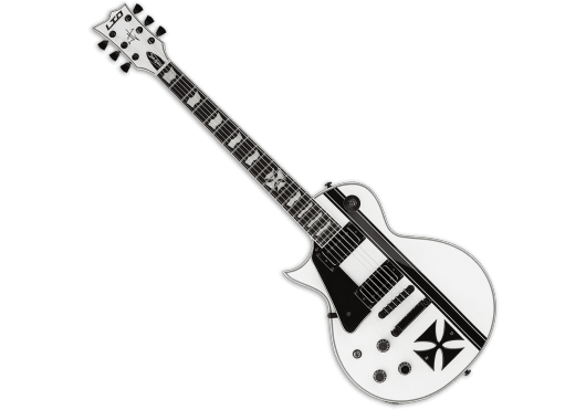 LTD Guitares Electriques IRONCROSSLH-SW