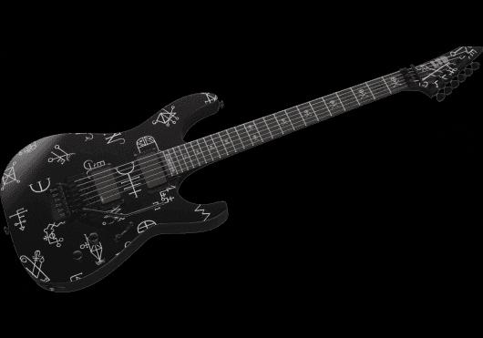 LTD Guitares Electriques KHDEMONOLOGY