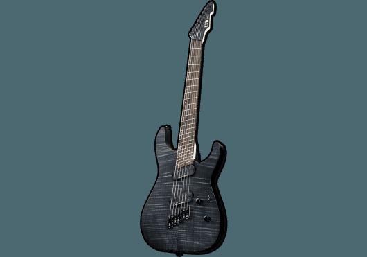 LTD Guitares Electriques M1007MS-STBLKS