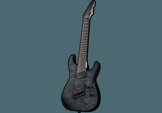 LTD Guitares Electriques M1008MS-STBLKS