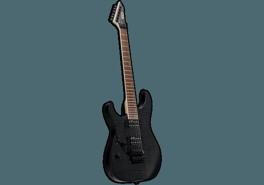 LTD Guitares Electriques M200FMLH-STBLK