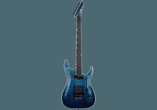 LTD Guitares Electriques MH1000HSQM-VSHFD