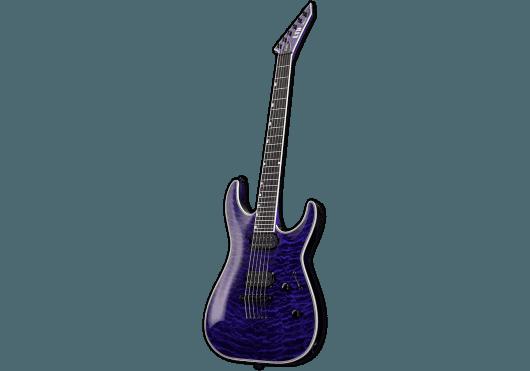LTD Guitares Electriques MH1000NTQM-STP