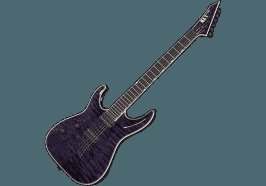 LTD Guitares Electriques MH1000NTQMLH-STP