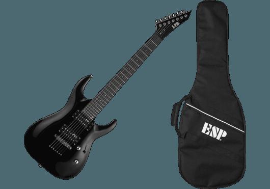 LTD Guitares Electriques MH17KIT-BLK