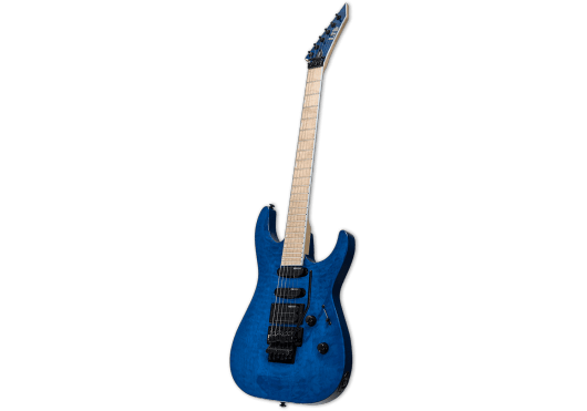 LTD Guitares Electriques MH203QM-STB