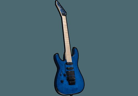 LTD Guitares Electriques MH203QMLH-STB