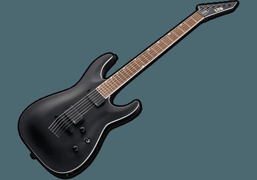 LTD Guitares Electriques MH400B-BLKS