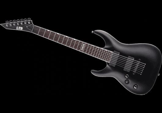 LTD Guitares Electriques MH417LH-BLKS