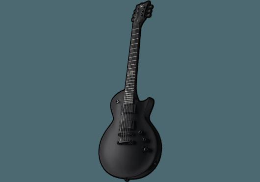 LTD Guitares Electriques NERGAL6-BLKS