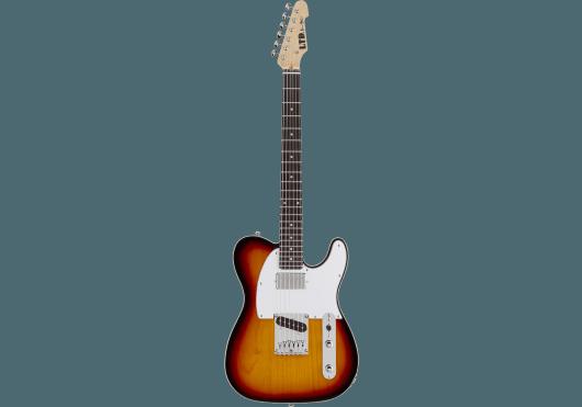 LTD Guitares Electriques RONWOOD-3TB