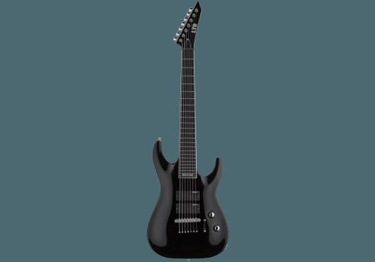 LTD Guitares Electriques SC207-BLK