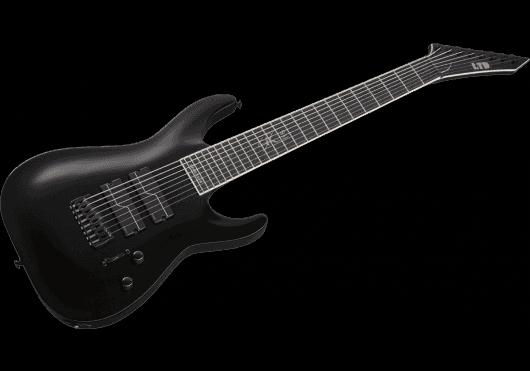 LTD Guitares Electriques SC608B-BLKF