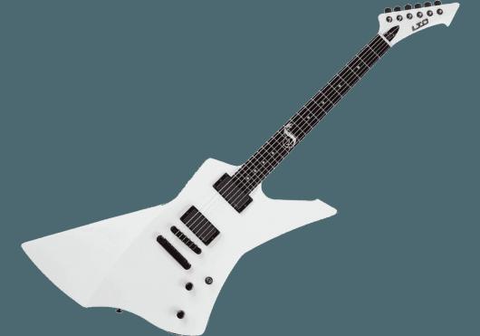 LTD Guitares Electriques SNAKEBYTE-WH