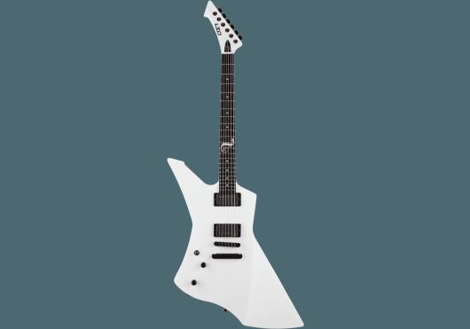 LTD Guitares Electriques SNAKEBYTELH-WH