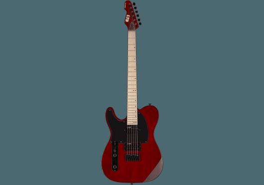 LTD Guitares Electriques TE200MLH-STBC