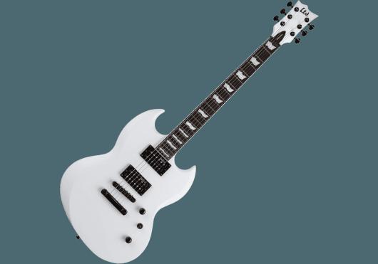 LTD Guitares Electriques VIP256-SW