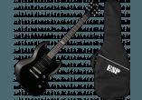 LTD Guitares Electriques VIPER10KIT-BLK