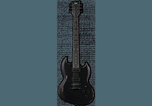 LTD Guitares Electriques VOLSUNGD-BLKS