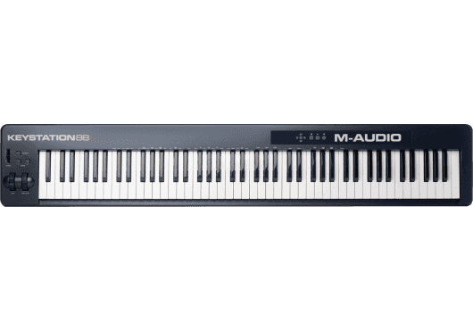 M-AUDIO Claviers maitres KEYSTATION88II