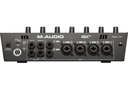 M-Audio Interfaces Audio AIR192X14