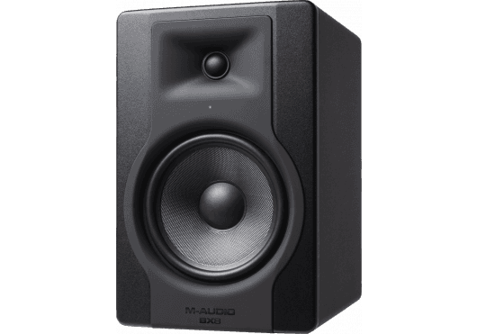 M-Audio Monitors de studio BX8D3SINGLE