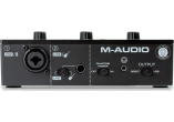 M-AUDIO Interfaces Audio MTRACK-SOLO