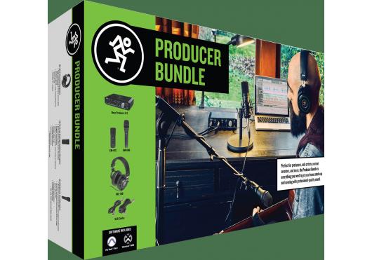 MACKIE BUNDLES PRODUCER-BUNDLE