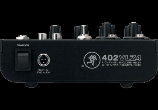 MACKIE Consoles de mixage 402-VLZ4