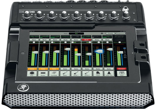 Mackie Consoles de mixage DL806