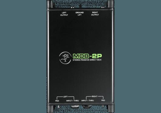 MACKIE PÉRIPHÉRIQUES AUDIO MDB-2P