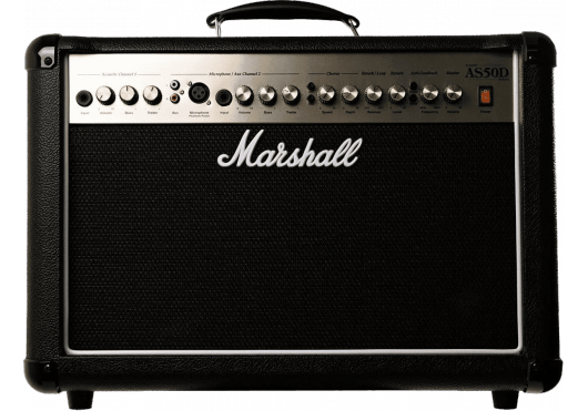 Marshall AMPLIS ACOUSTIQUE AS50D-BK