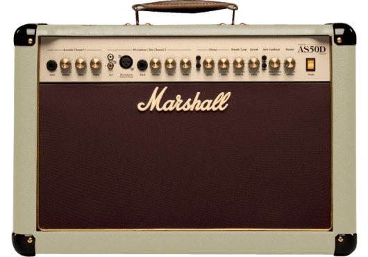 MARSHALL AMPLIS ACOUSTIQUE AS50D-CR