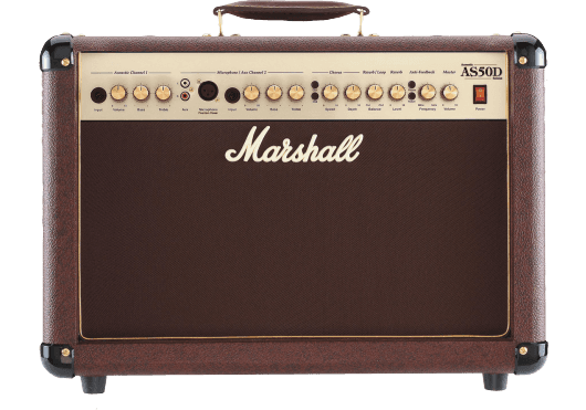 MARSHALL AMPLIS ACOUSTIQUE AS50D