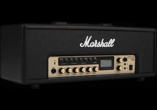 MARSHALL Amplis guitare CODE100H