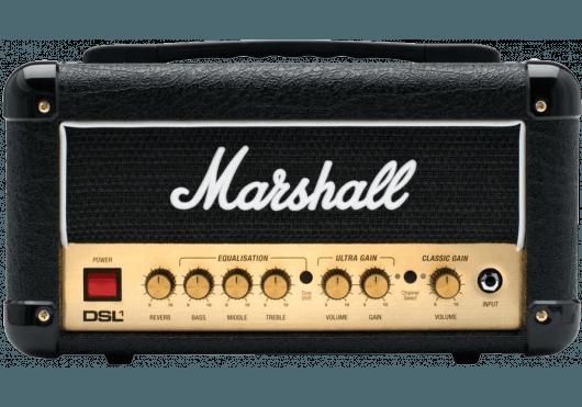 MARSHALL Amplis guitare DSL1HEAD