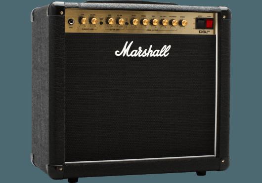 Marshall Amplis guitare DSL20COMBO