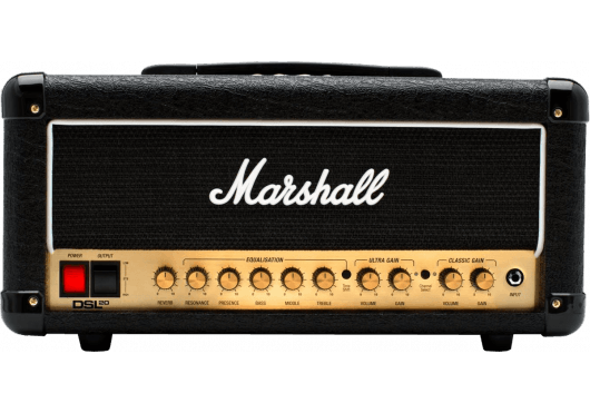 Marshall Amplis guitare DSL20HEAD