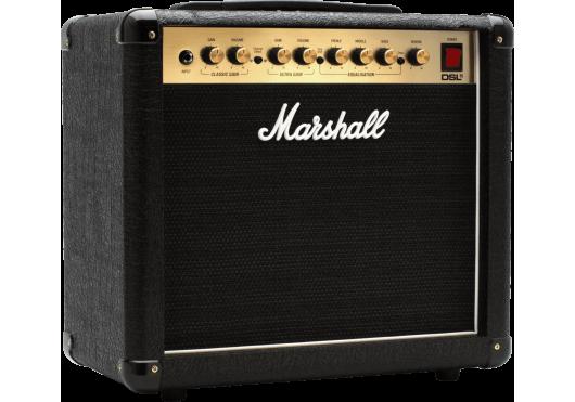 MARSHALL Amplis guitare DSL5COMBO
